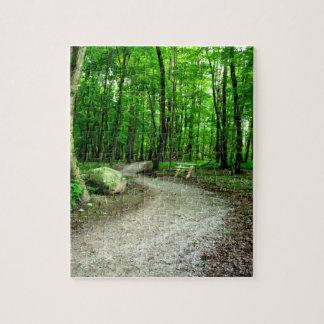 Summer Path - Puzzle