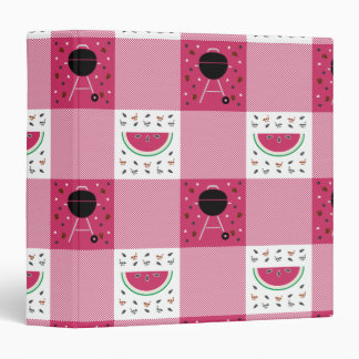Summer Picnic Binder