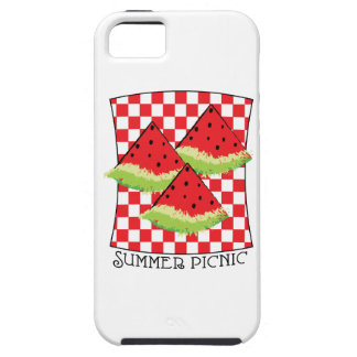 Summer Picnic iPhone 5 Covers