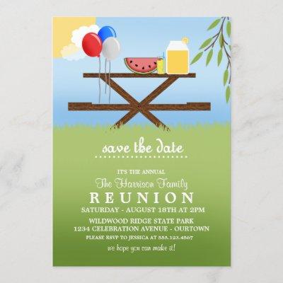 annual summer bbq picnic party invitation zazzle com