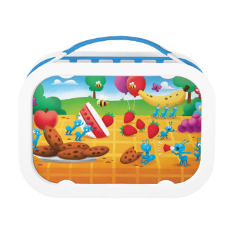 Summer Picnic Lunch Box