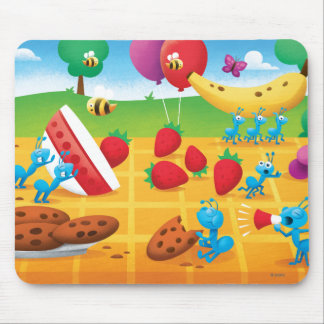Summer Picnic Mouse Pad