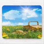 Summer Picnic Mouse Pads
