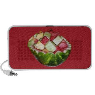 Summer Picnic Watermelon Fruit Salad Mini Speakers