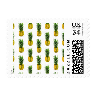 Summer Pineapple Print Stamp