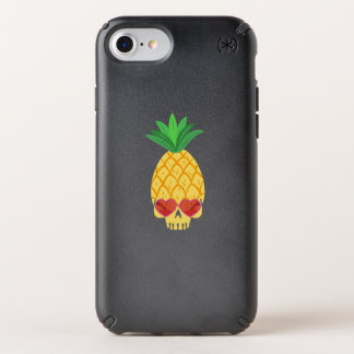 Summer Pineapple Skull Cool Sunglassess Speck iPhone Case