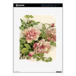 Summer Pinkish Rose iPad 3 Decal