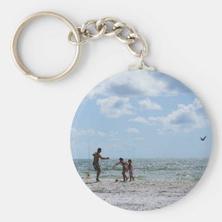 summer Play time Keychain