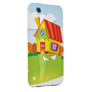 Summer Playful Fun Case-Mate iPhone 3 Cases