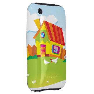 Summer Playful Fun Tough iPhone 3 Cover