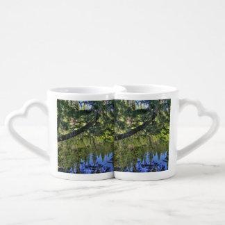 Summer Pond Coffee Mug Set