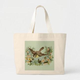 Summer Pond Jumbo Tote Bag