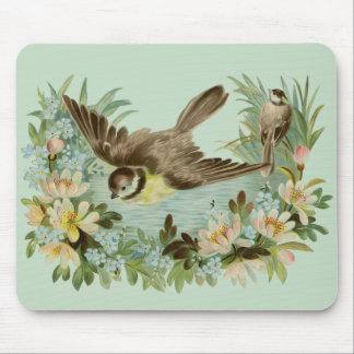 Summer Pond Mouse Pad