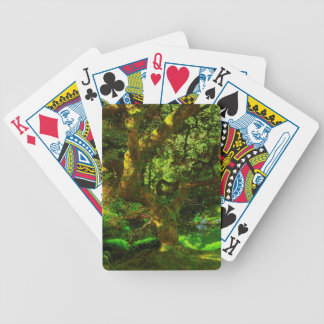 Summer, Portland Japanese Garden, Portland Bicycle Playing Cards