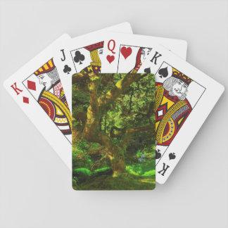 Summer, Portland Japanese Garden, Portland Playing Cards