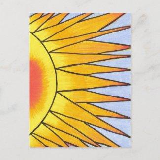 Summer - Postcard from Pichilemu, Chile postcard