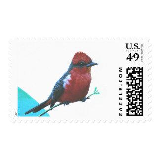 Summer prince postage stamp