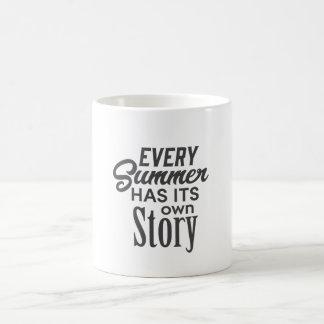 Summer Quote Mug