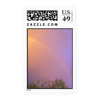 Summer Rainbow Postage Stamps