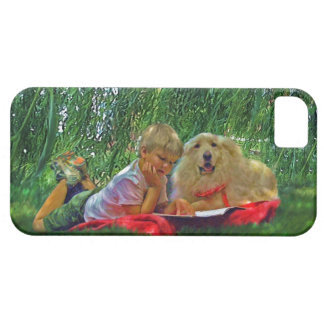 summer reading iphone 5 case