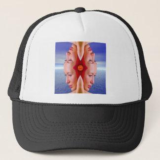 Summer Relection Trucker Hat