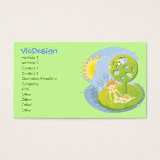 Summer Rest Business Card