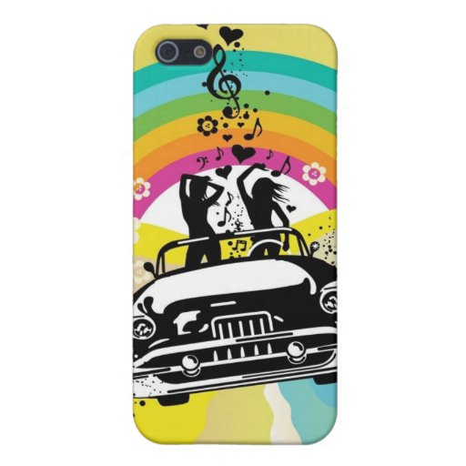 Summer Road Trip iPhone 4 Speck Case iPhone 5 Cases