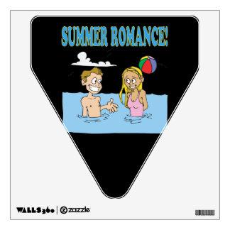 Summer Romance 2 Wall Sticker