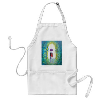 Summer Romance Adult Apron