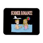 Summer Romance Flexible Magnets