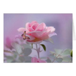 Summer Rose Card