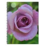 Summer Rose Notebook