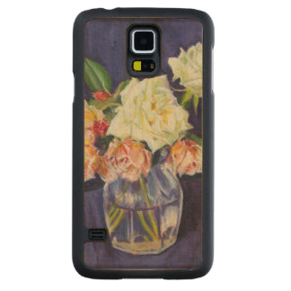 Summer Roses 2007 Carved Maple Galaxy S5 Case