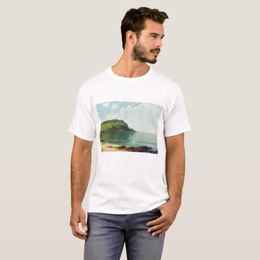 Beach Themed Summer Sailing T-Shirt