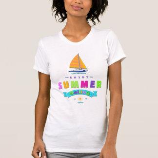 Summer Sailing T-Shirts
