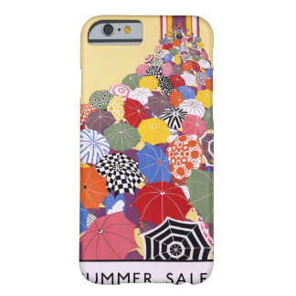 Summer sales quickly reached by Underground Barely There iPhone 6 Case