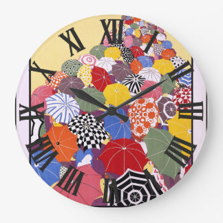Summer sales quickly reached by Underground Wall Clock