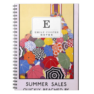 Summer sales quickly reached by Underground Note Books