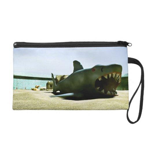 Summer Sand Box Fun 03 Bagettes Bag Wristlet Clutches