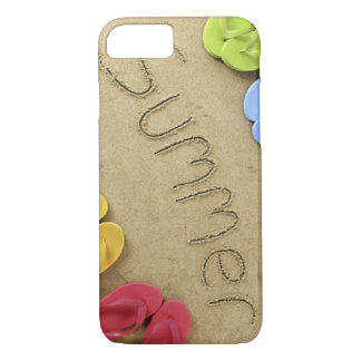 Summer Sand iPhone iPhone 8/7 Case