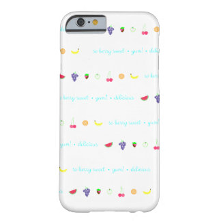 Summer Scents Barely There iPhone 6 Case
