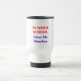 Summer School Diarrhea Coffee Mug