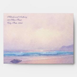Summer Sea 5x7 Envelopes