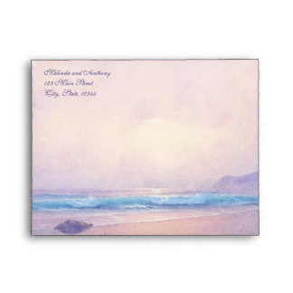 Summer Sea A2 Note Card Envelope