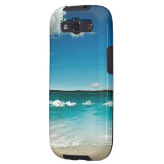 Summer Sea - Android Galaxy S III Protective Case Galaxy SIII Case