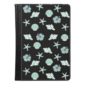 Summer Seashells Theme iPad Air Case