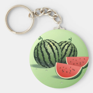 Summer Seaside Keychain