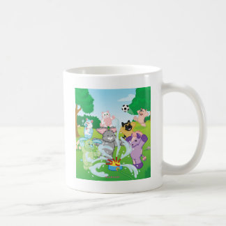 Summer Sensation Sprinkler Coffee Mug