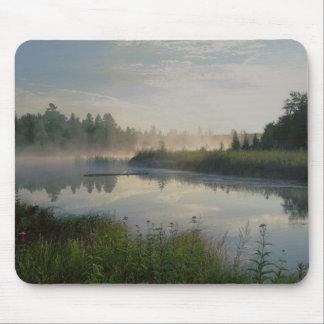 """Summer Serenity"" Grass River Natural Area Mousepad"