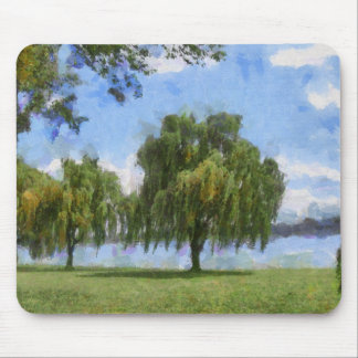 Summer Serenity Mouse Pad